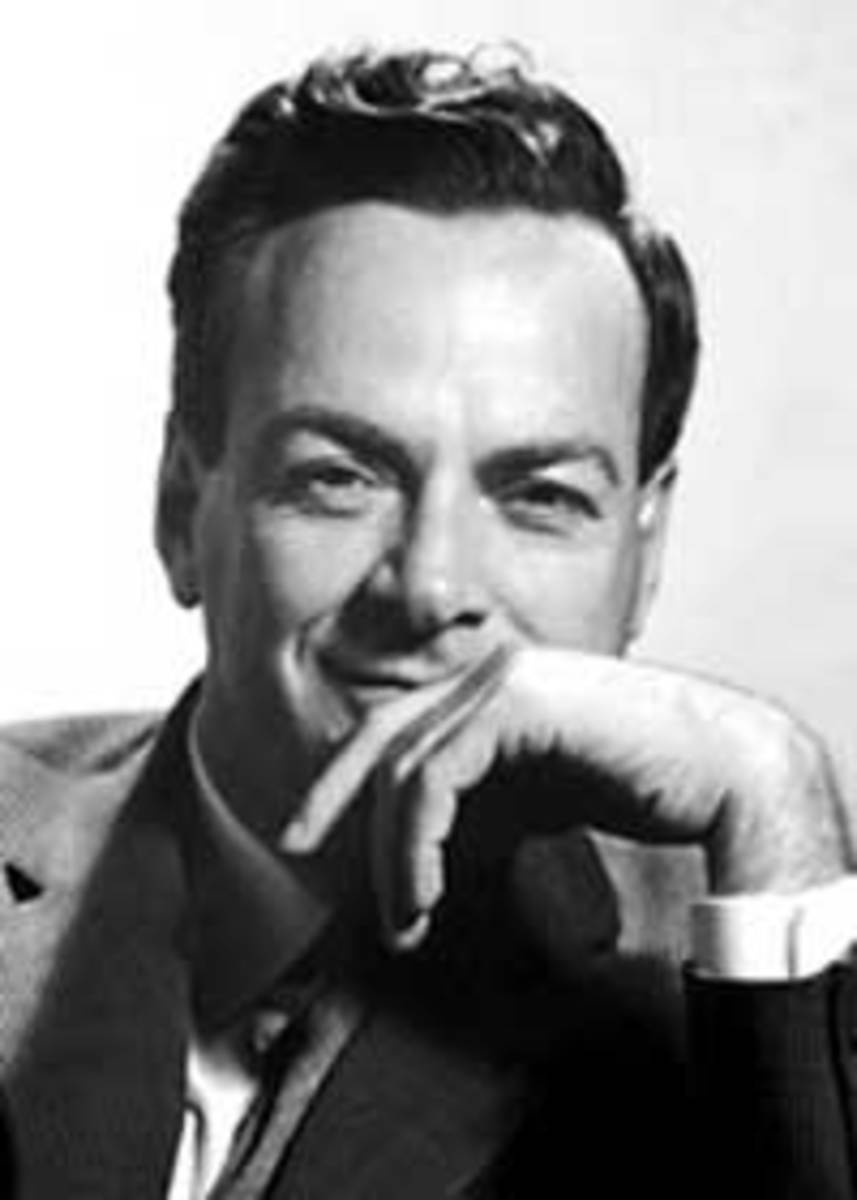 Biography of Theoretical Physicist Richard P. Feynman