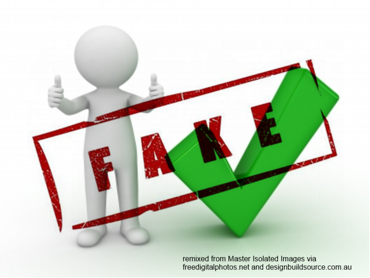 The Fake Social Proof, When Scams Review Scams and Declare them NOT Scams