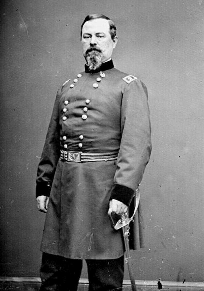 Brig. Gen. Irvin McDowell