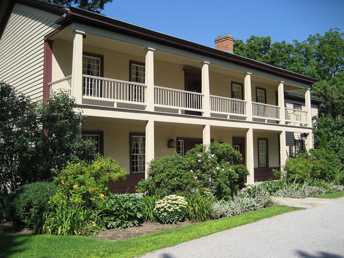 Stoney Creek Battlefield House
