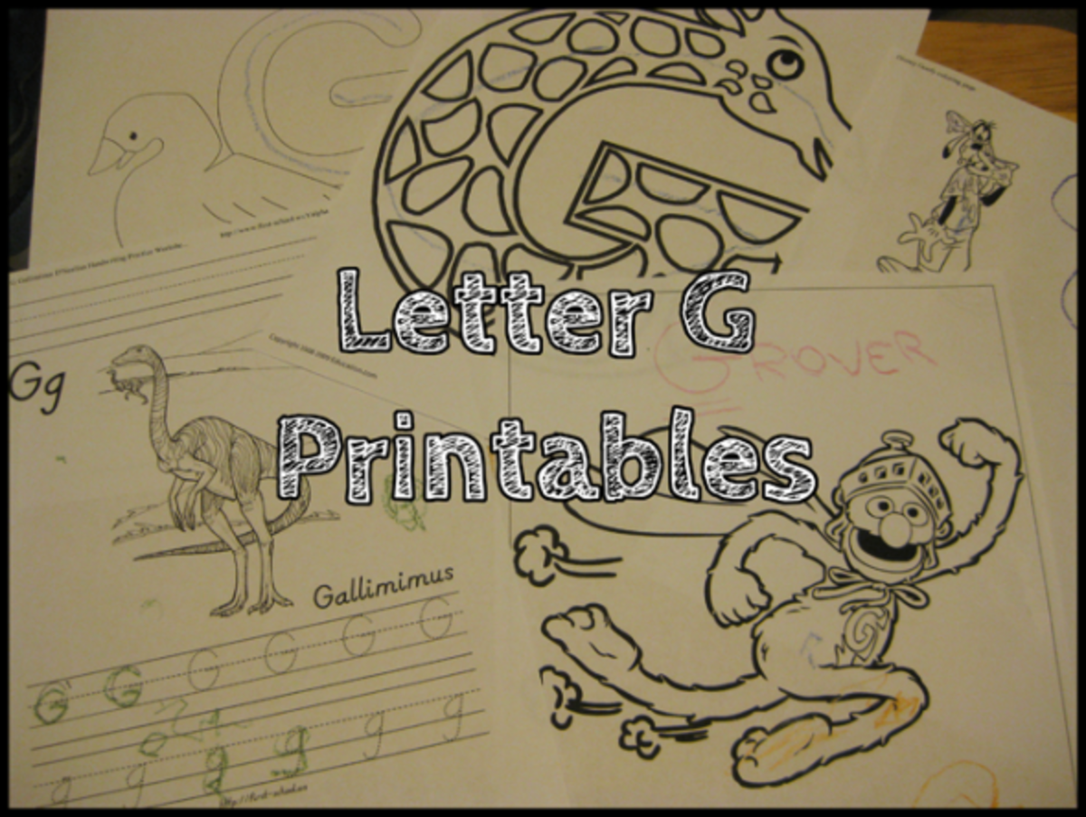 letter g free printables alphabet activities for kids