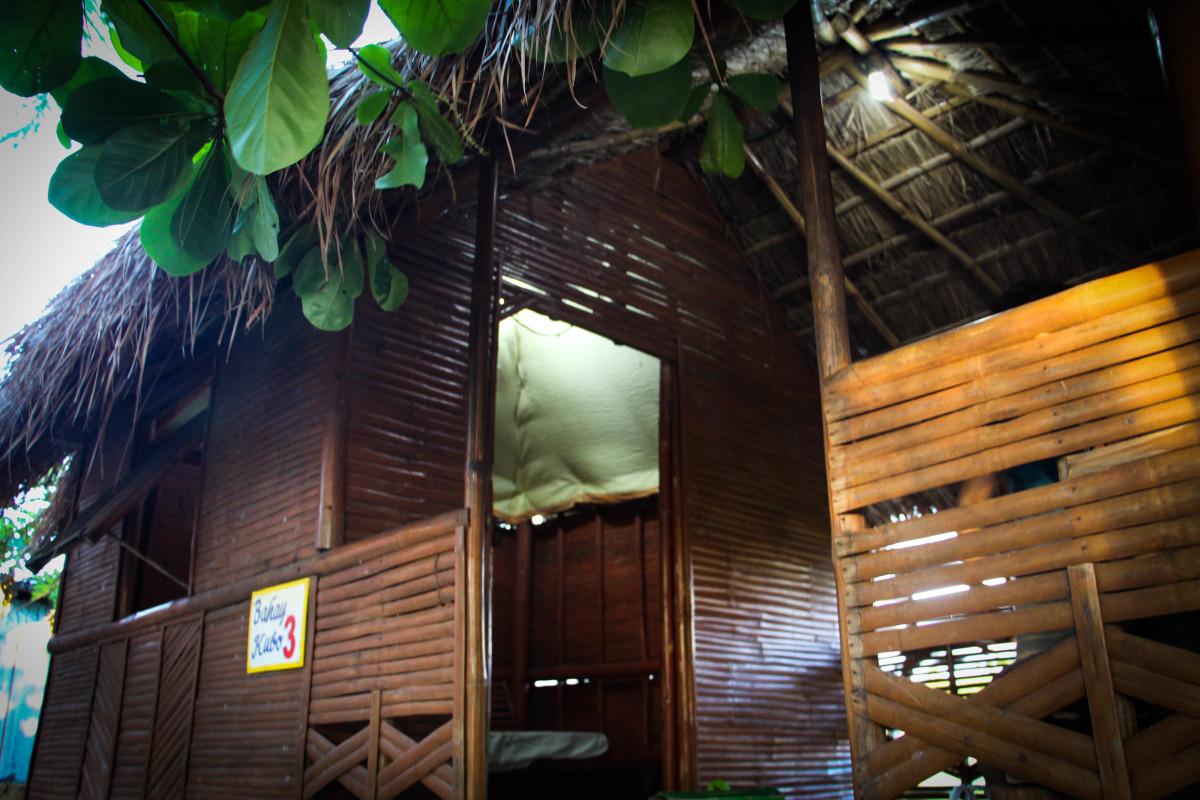 A closer look: Bahay Kubo in Coolwaves Waterpark Resort