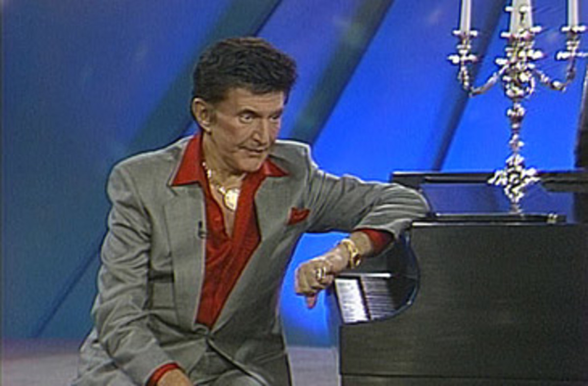 Liberace. The Man and the Movie