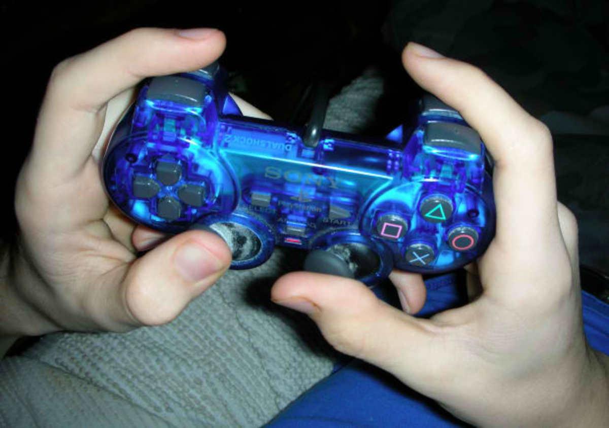 gaming via morgueFile