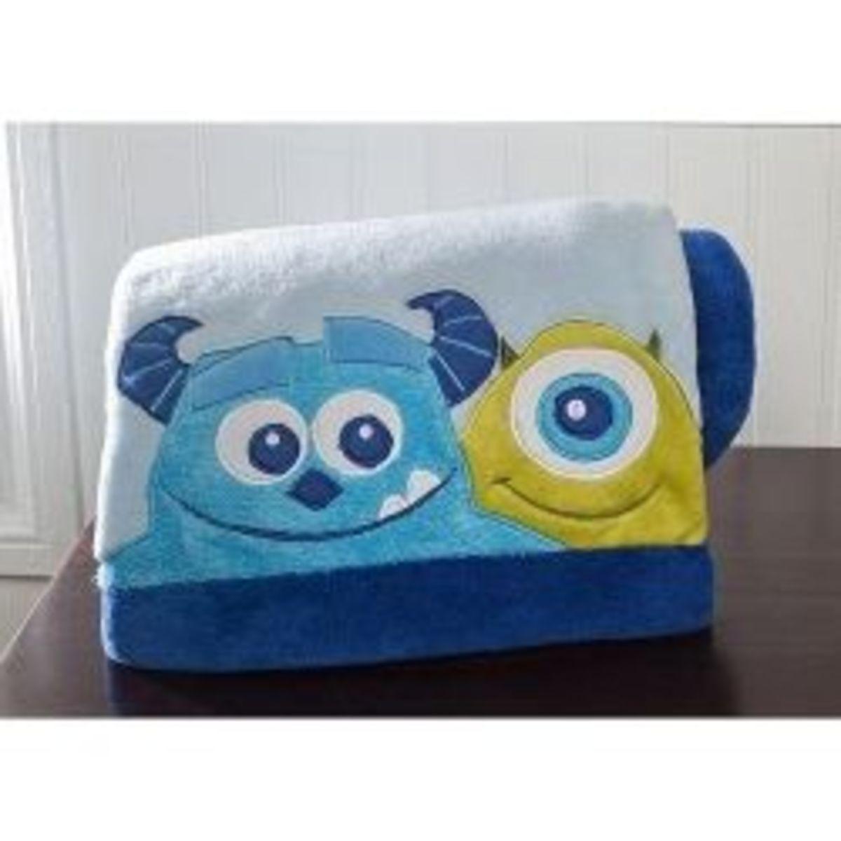 Monsters Inc. Baby Blanket