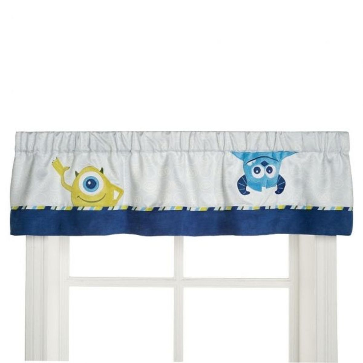 Monsters Inc. Nursery Valance
