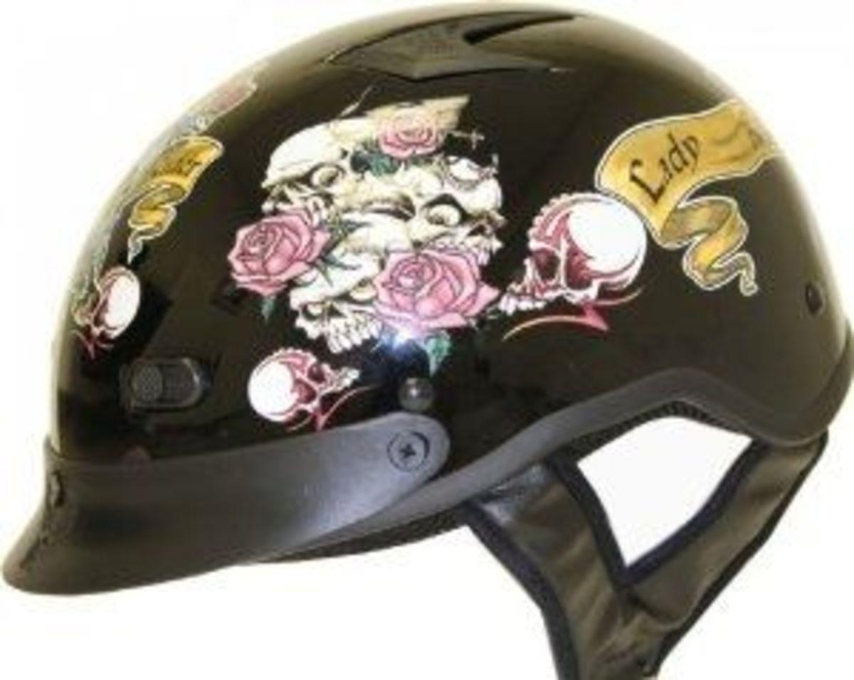 beanie half half helmet
