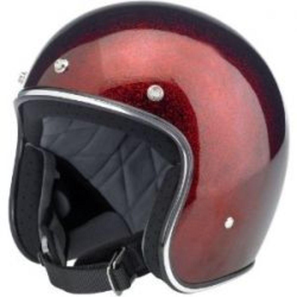 bonanza bobber helmet