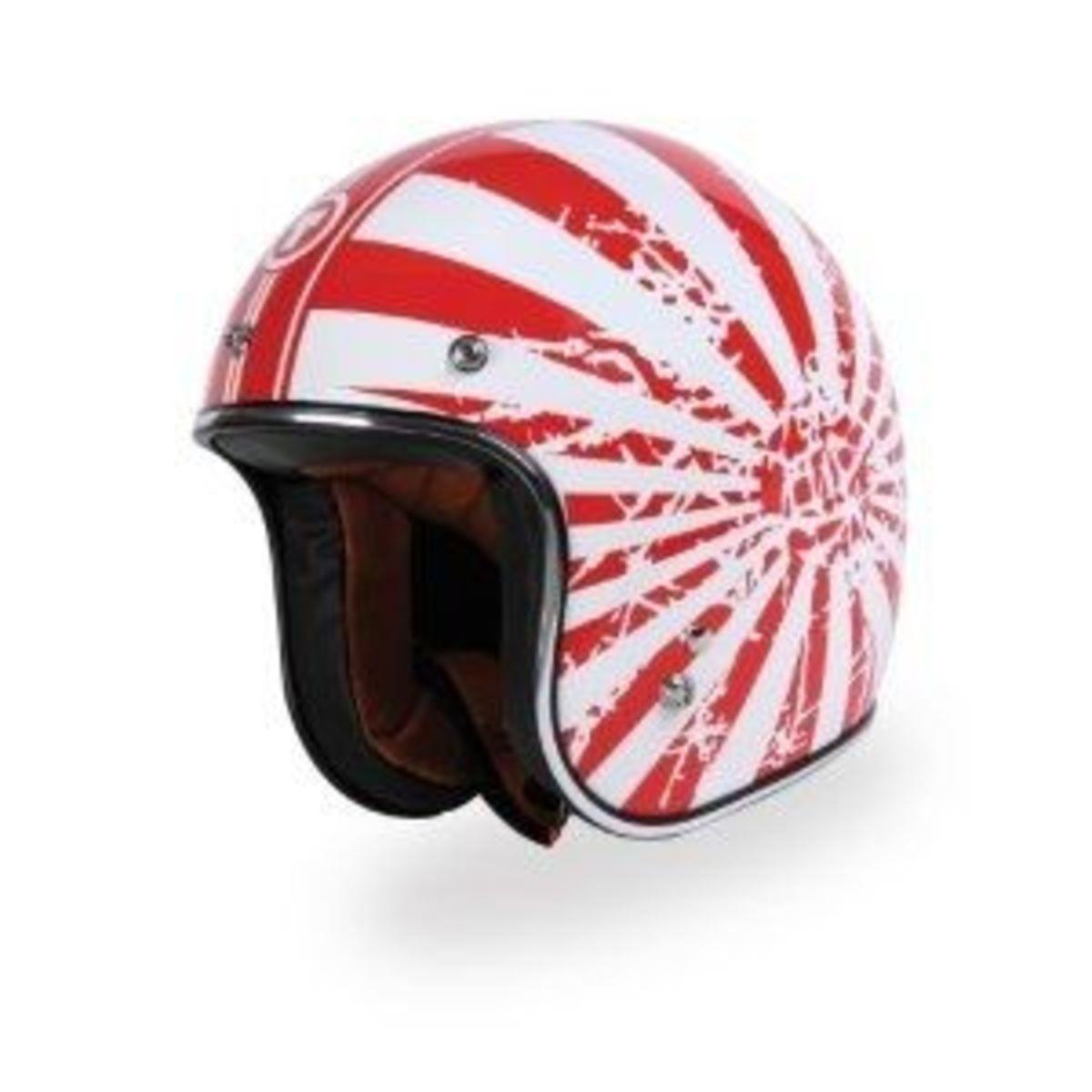 japanese bobber helmet
