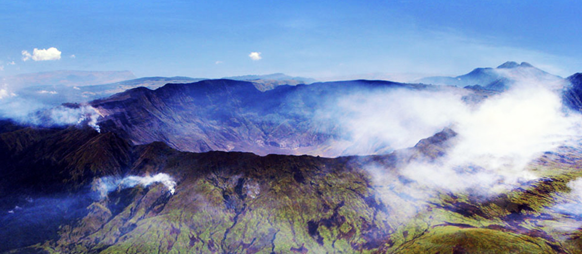The 1815 Mount Tambora Eruption – Largest Volcanic Eruption in Recorded History and the Year without a Summer
