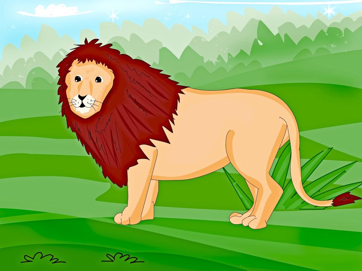 very short essay on lion Short essay on 'raksha bandhan' or 'rakhi' 100- 200 words essays, notes, articles, debates lion (100 words.