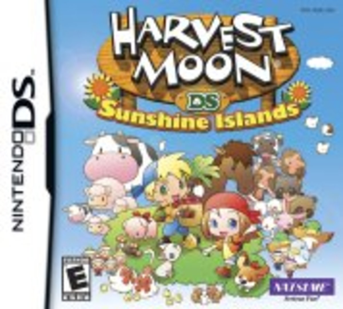 Marriage Choices in Harvest Moon DS: Sunshine Islands