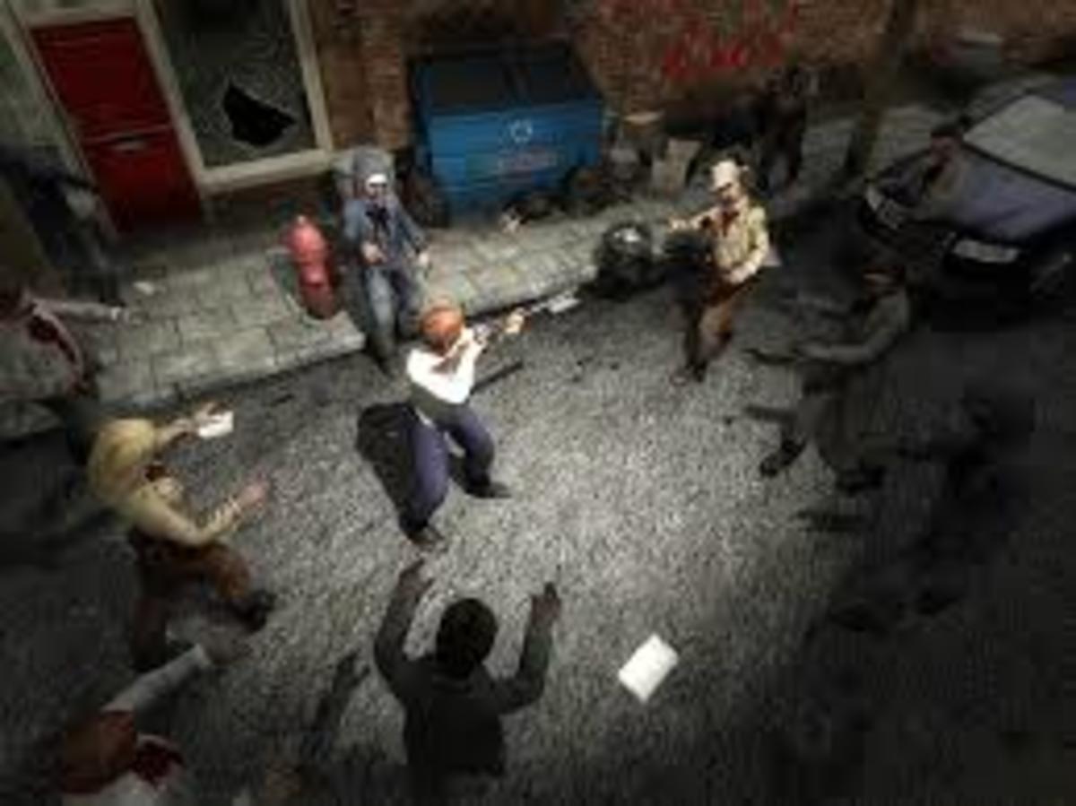 Dead State screenshot