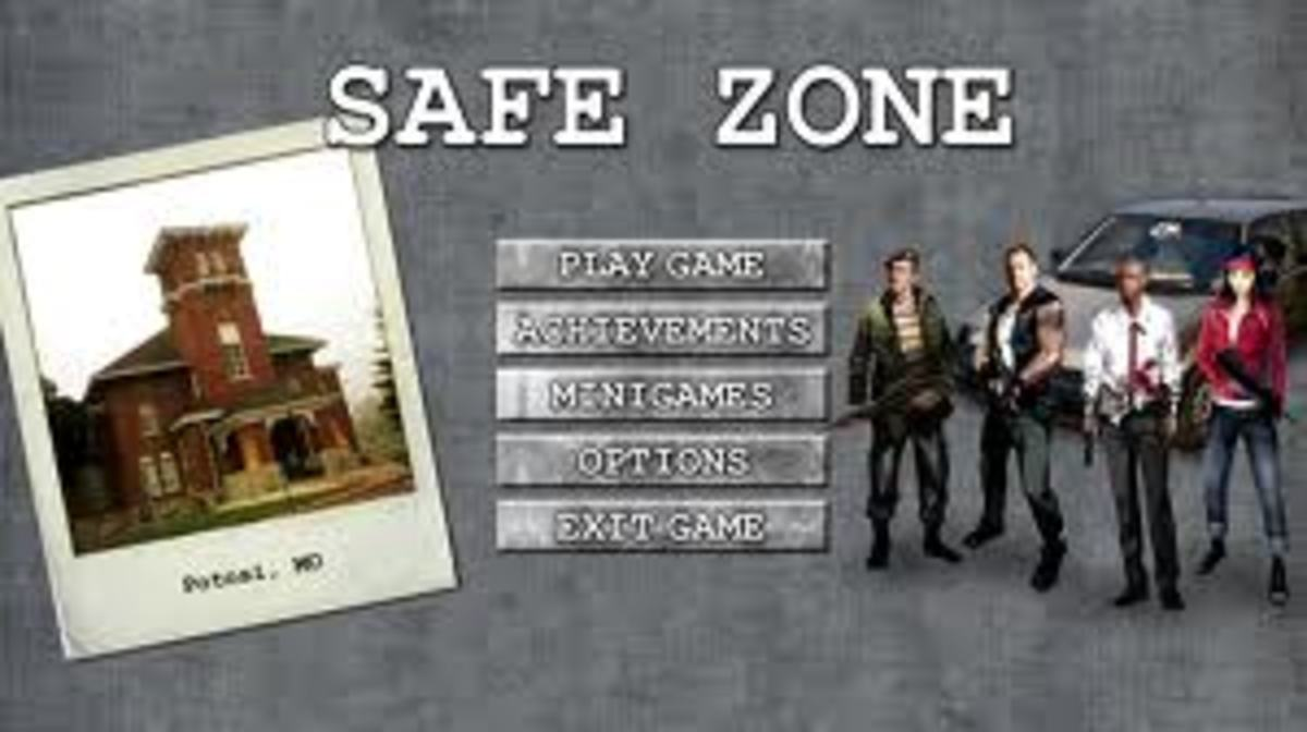 Safe Zone screenshot