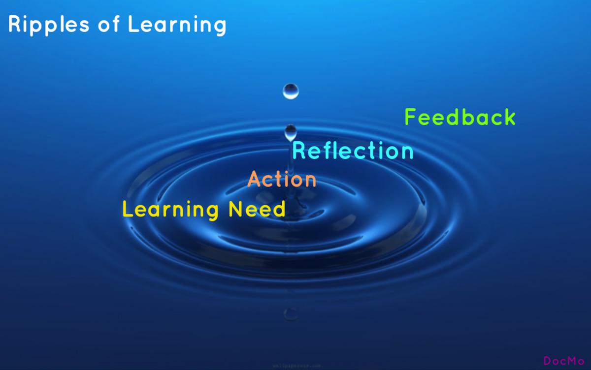 Ripple effect of Feedback on learning © Mohan Kumar