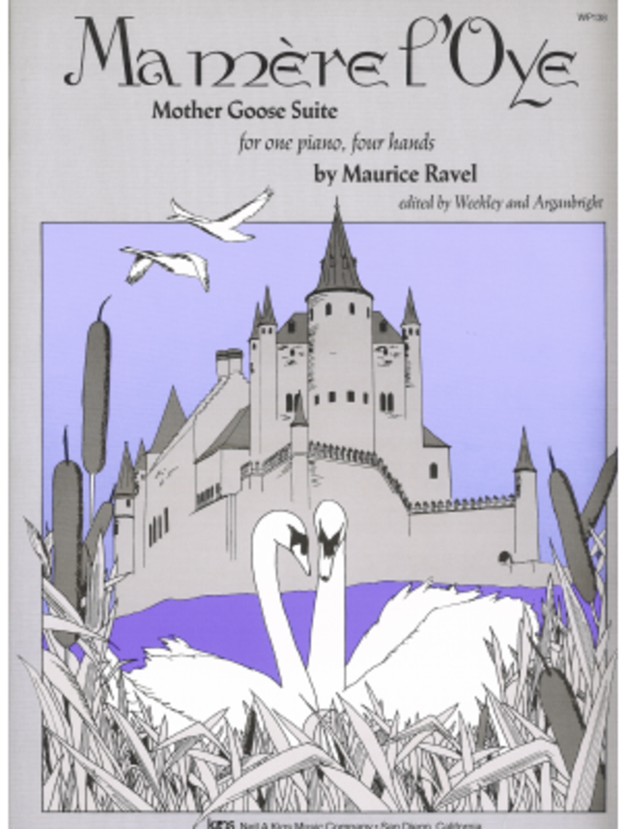 Mother Goose Suite, A piano suite by Maurice Ravel