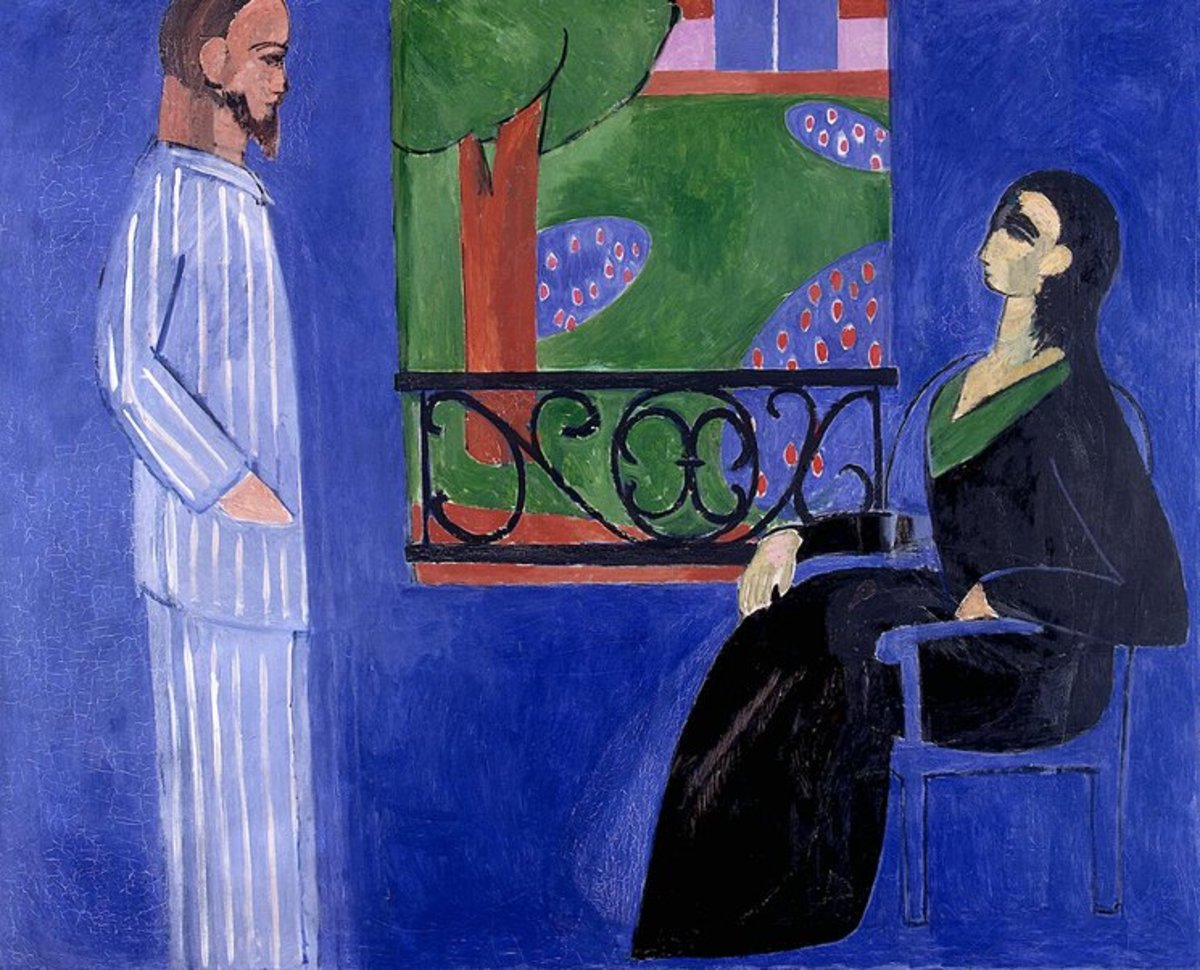 The Divorce Conversation, Henri Matisse