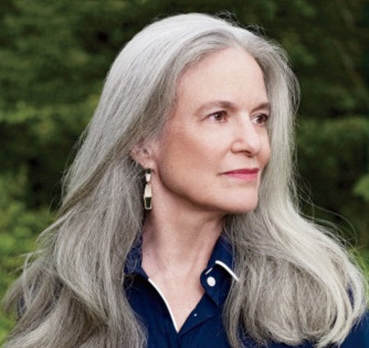 Poet Sharon Olds