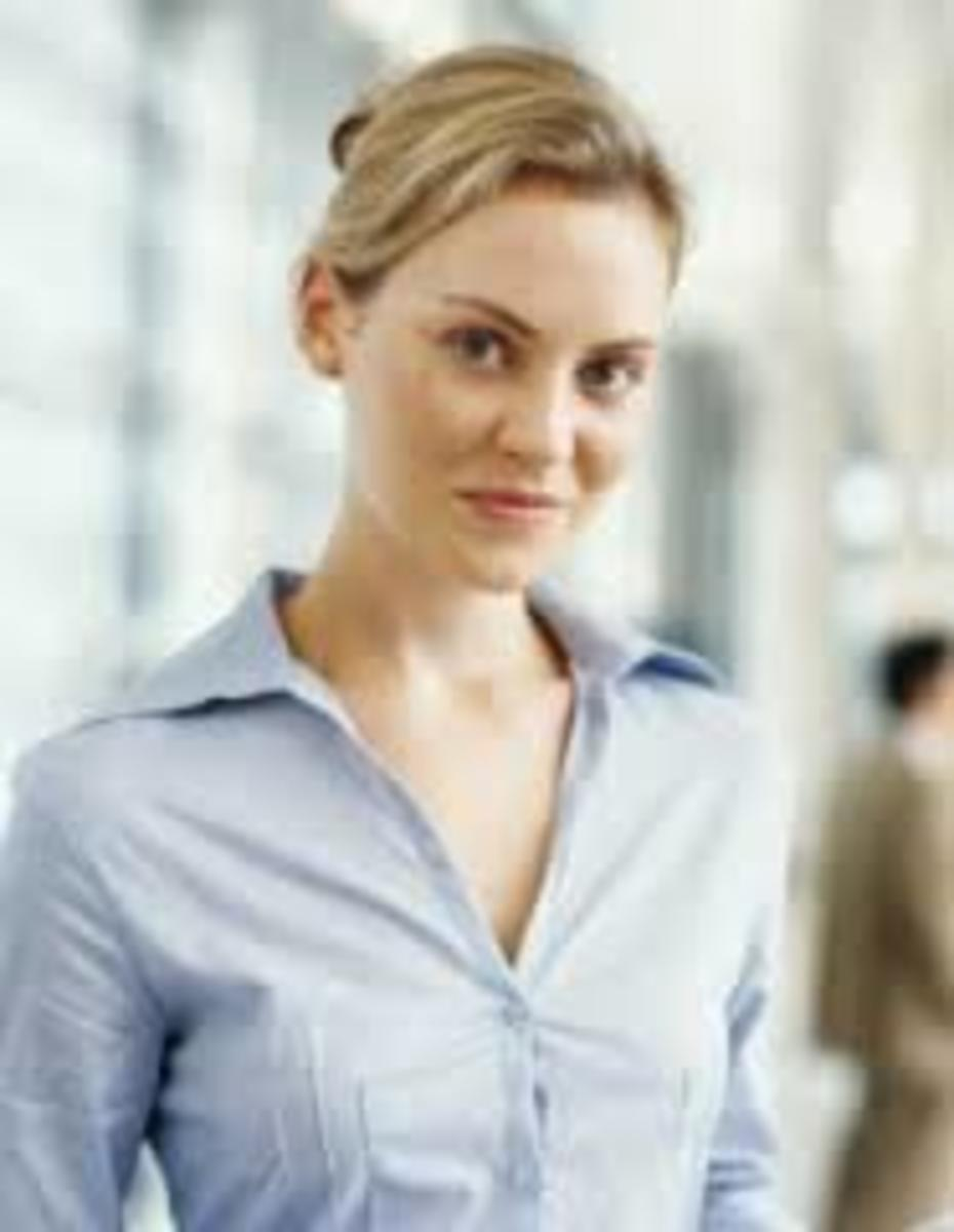 Although beautiful women are more likely to be hired, they have a disadvantage-they had to PROVE themselves in order to dispel negative stereotypes regarding their looks. This applies particularly if they have a female superior.