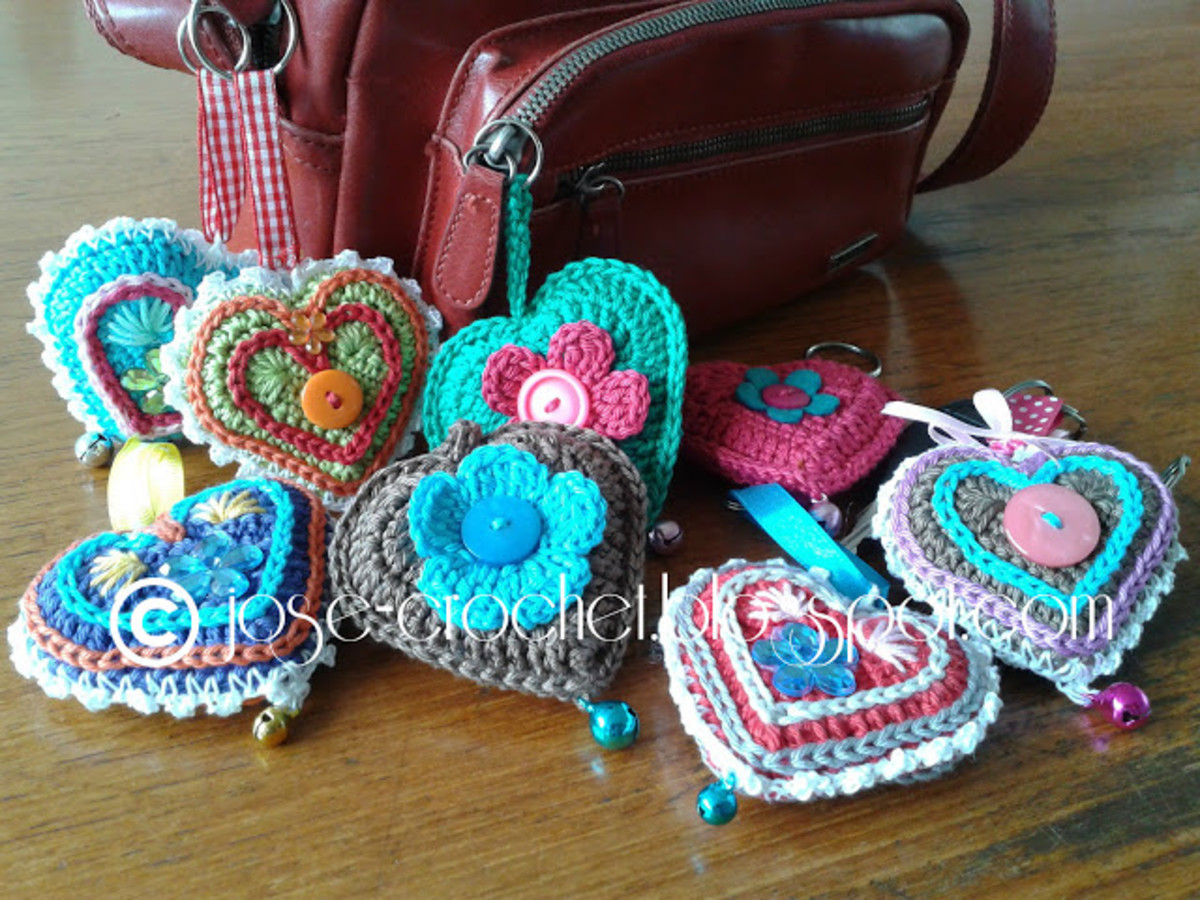 8 Crochet Projects for Beginners