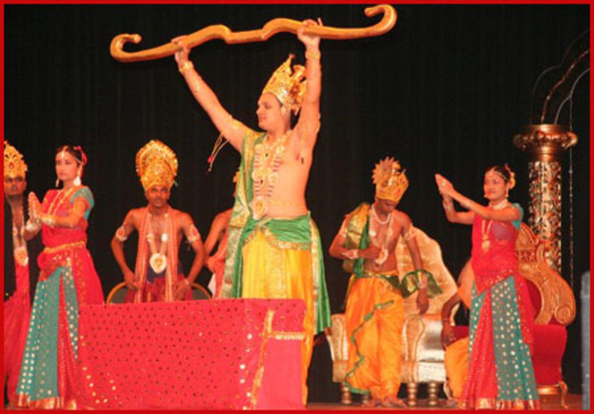 Ramlila in new delhi