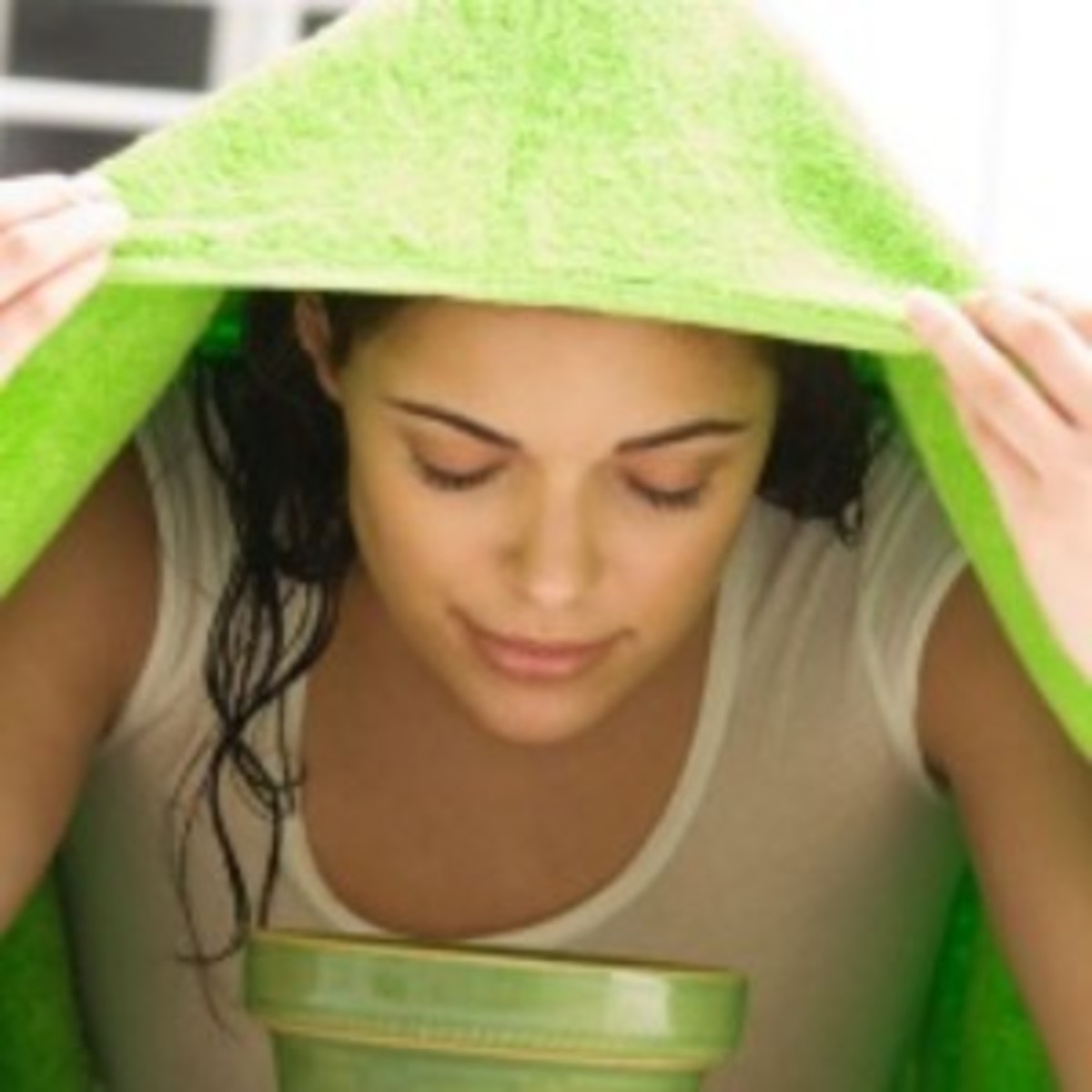 Steaming Helps in Blackheads Removal
