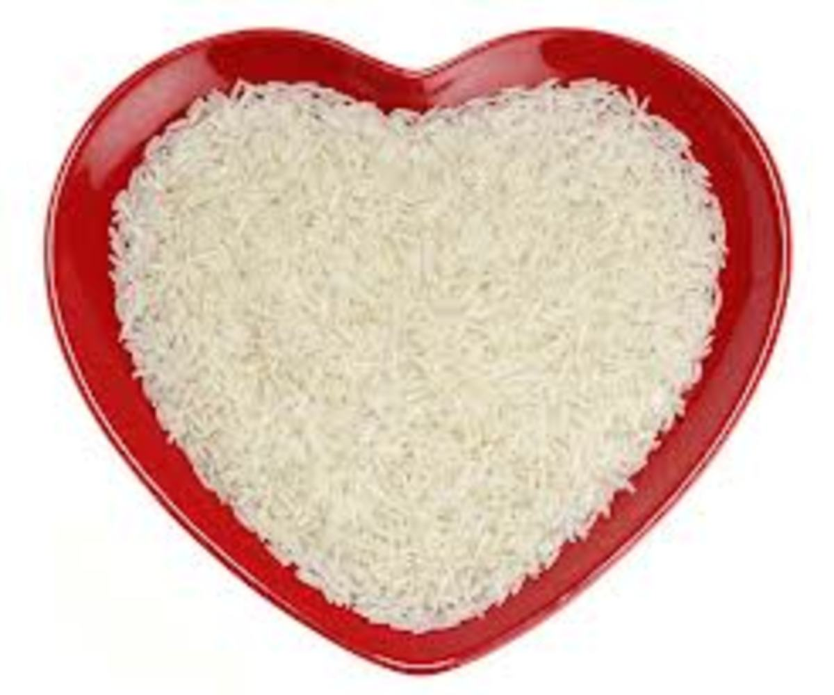 Use Rice as Scrub for Blackheads Removal