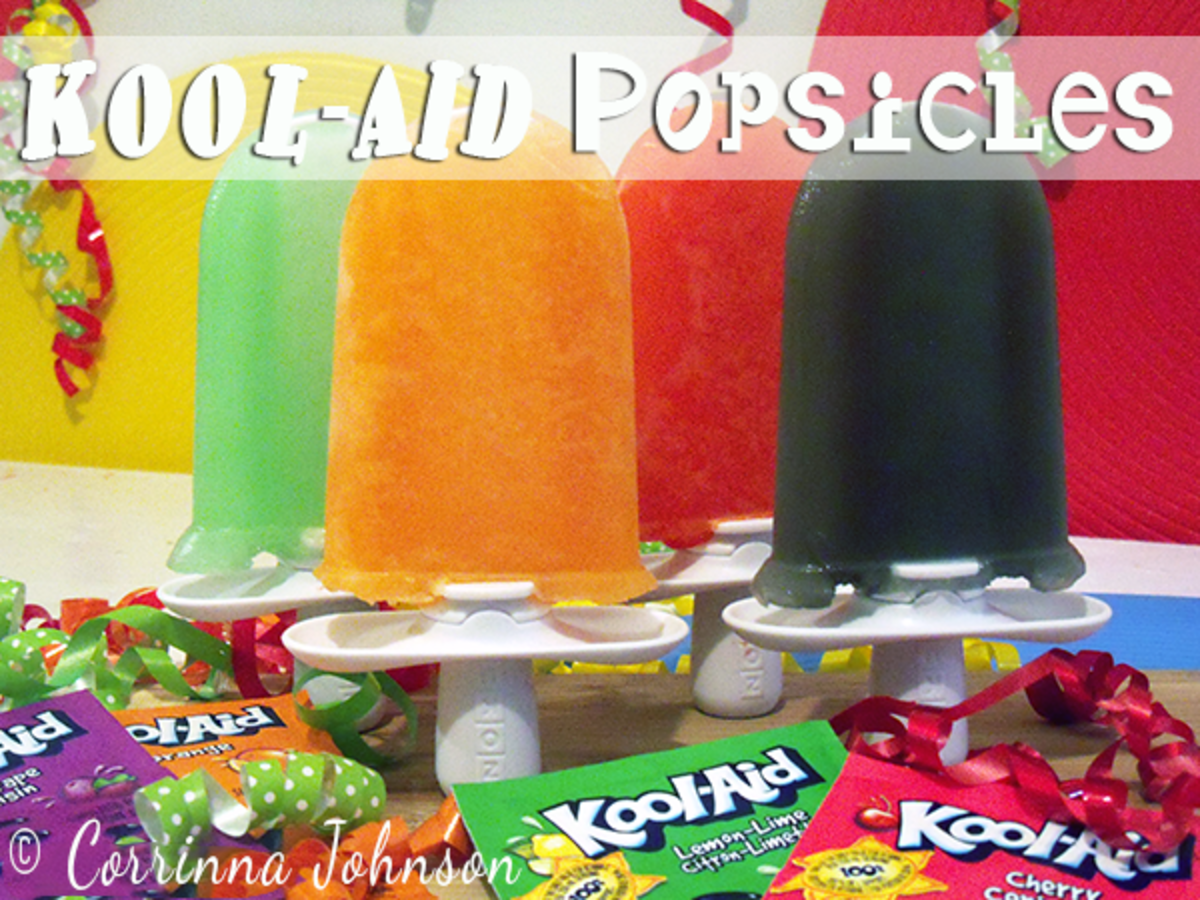 Kool-Aid Popsicle Recipe
