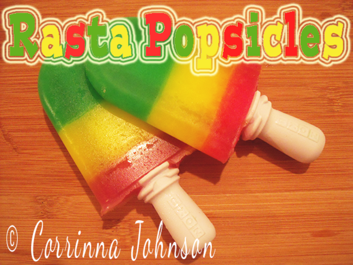 Rasta Popsicle Recipe
