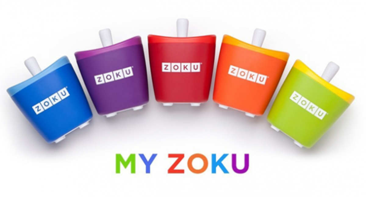 My Zoku Single Quick Pop Maker