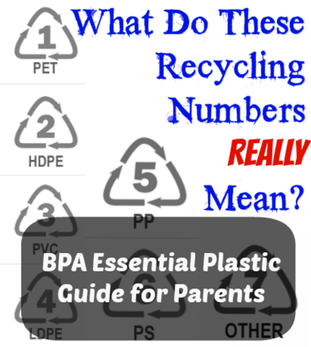 BPA Plastic Guide for Parents