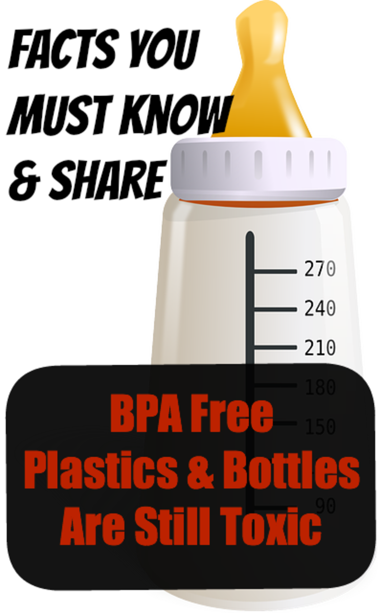 BPA free is toxic!