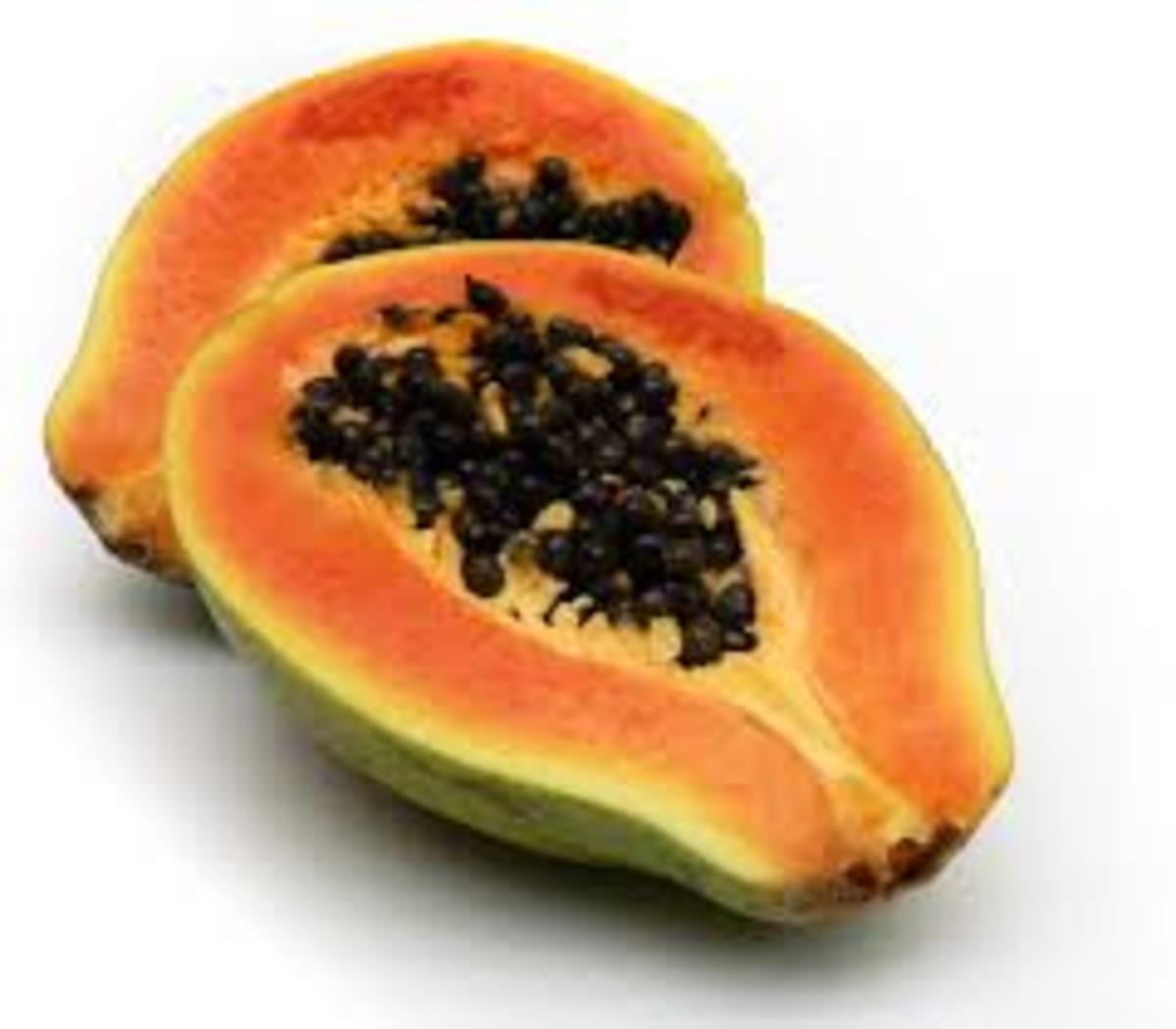 Get Rid of Age Spots with Papaya