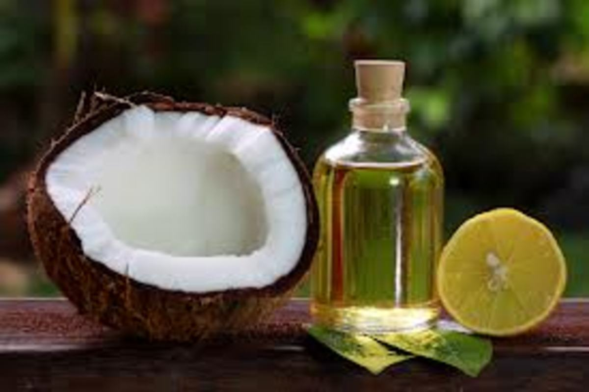How to Use Coconut Oil for Getting Rid of Age Spots Naturally