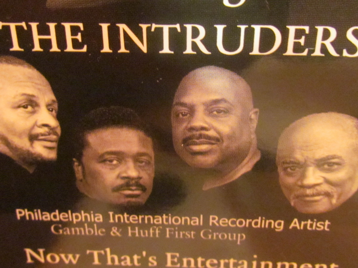 "Now That's Entertainment & Fine Artz Recordz presented their first 2013 Black Tie Affair starring ""The Intruders"" at The Merion in Cinnaminson, New Jersey."