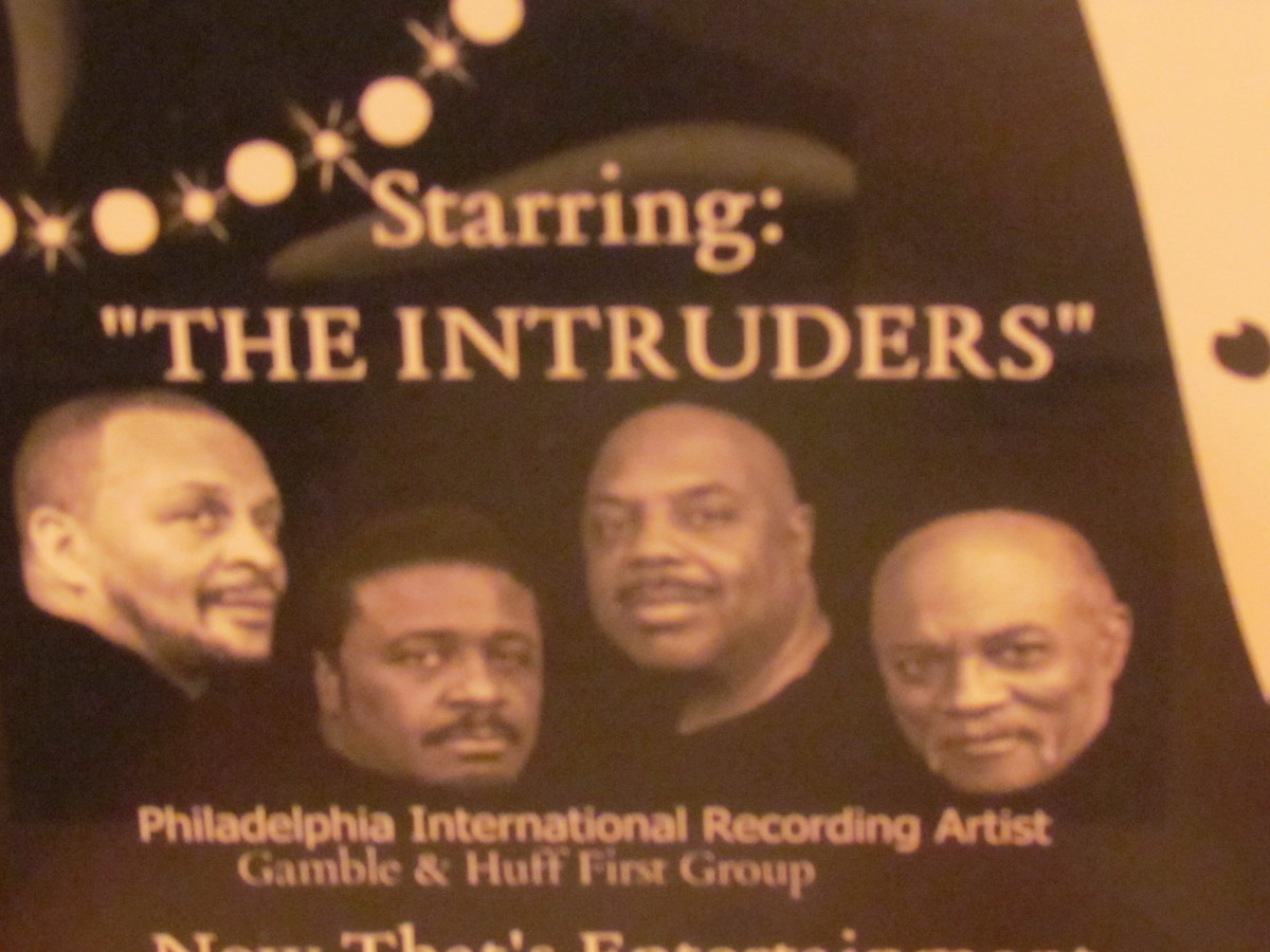 "The Intruders today that perform these major hits such as ""Cowboy to Girls, Together and When We Get Married are Bobby Starr, Glen Montgomery and Phil Gay."