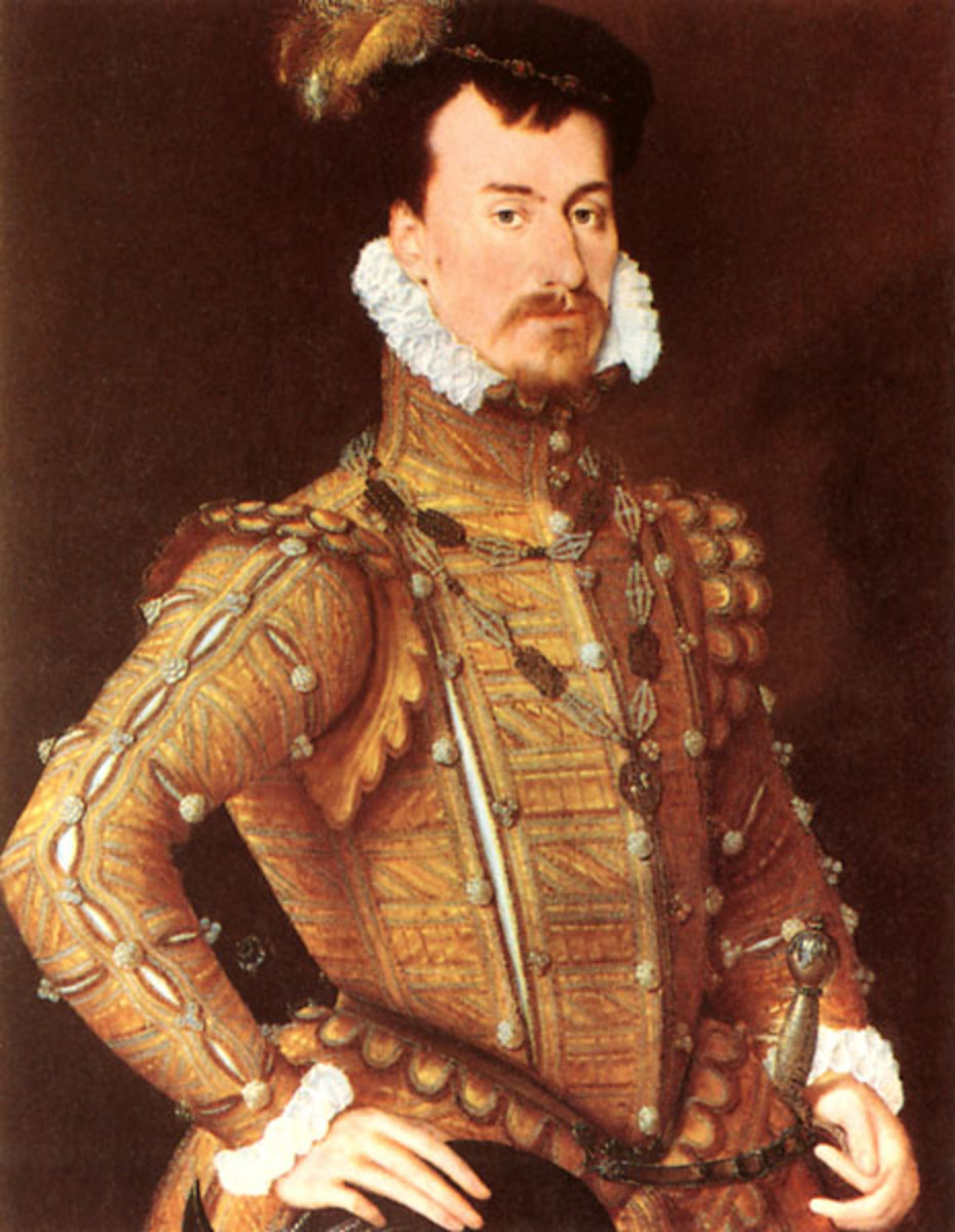 The Birth of Robert Dudley: Queen Elizabeth I's Favourite