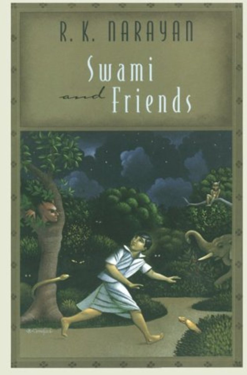 Book Review - Swami and Friends by R. K. Narayan