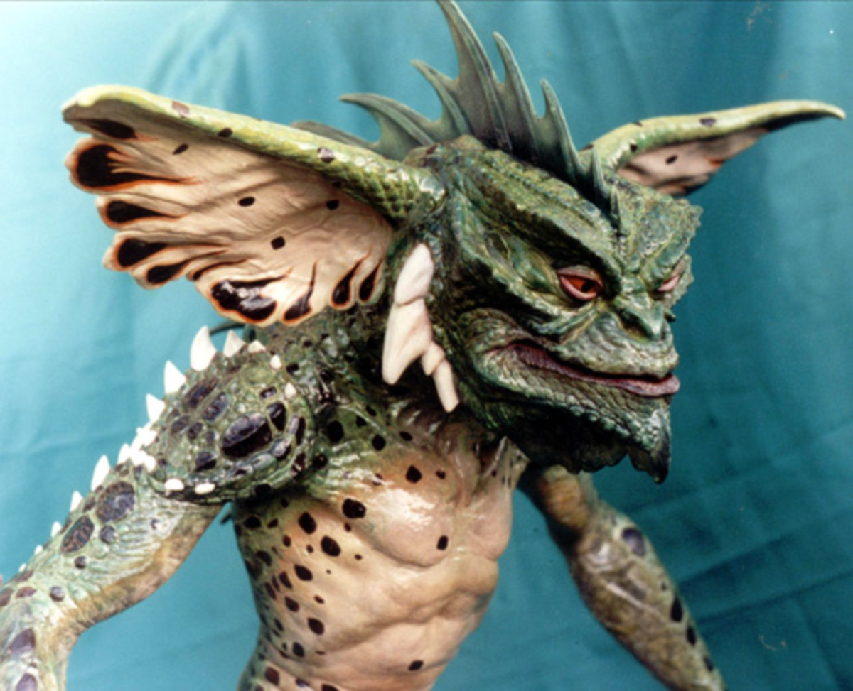 Gremlins - A children's story or a sinister and deadly malfunction.