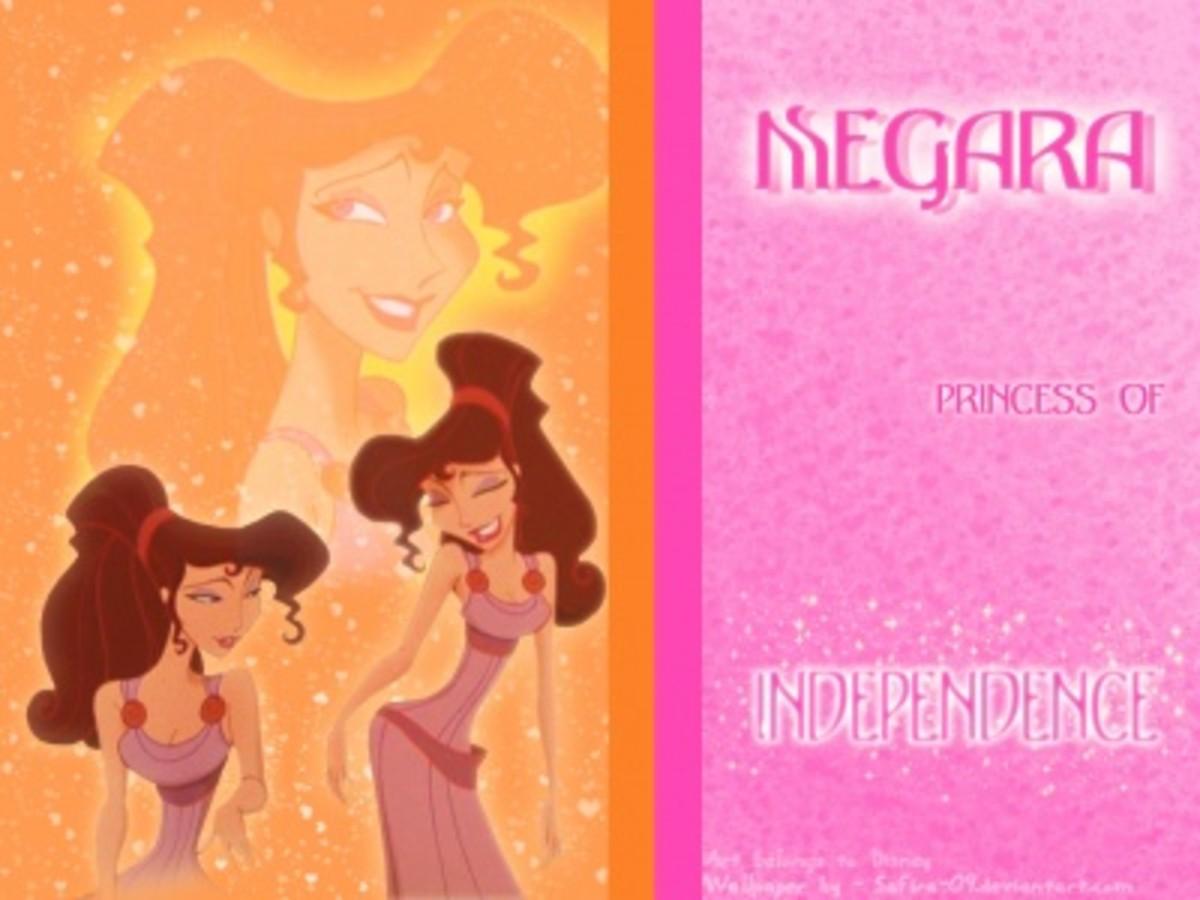 """Megara """"Meg"""" from Hercules"""