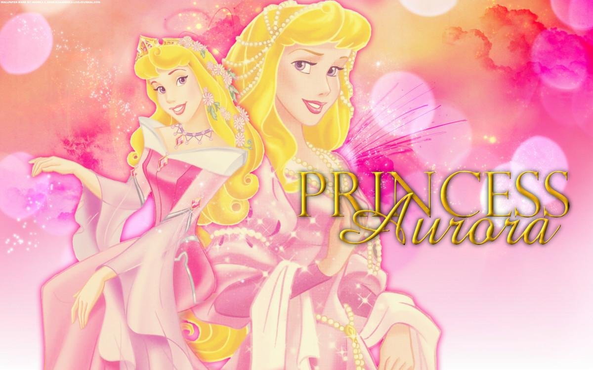 Princess Aurora from Disney's Sleeping Beauty