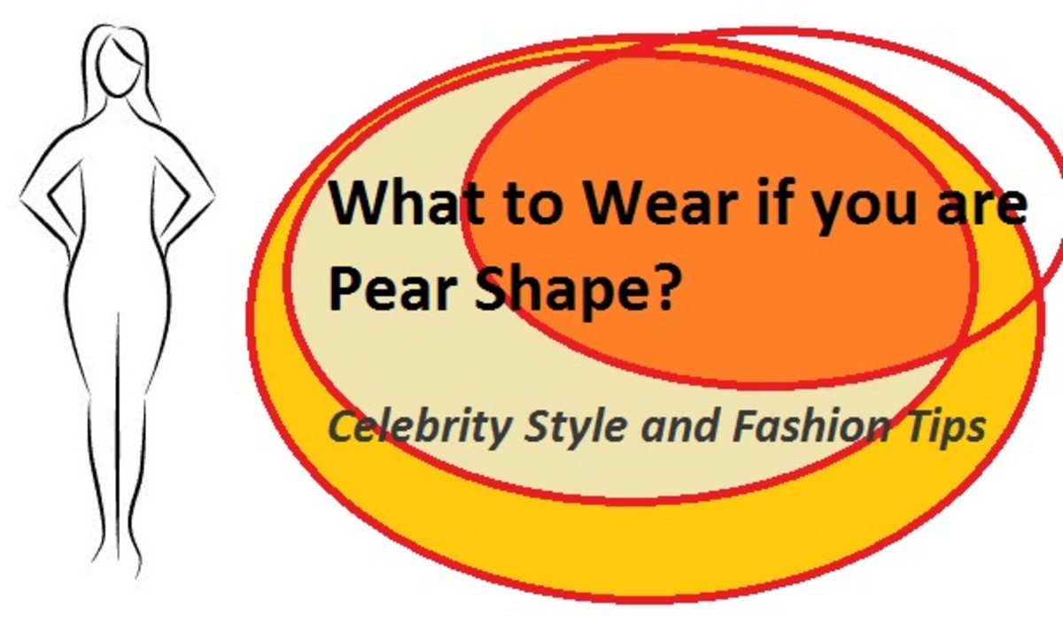 What to Wear if You are Pear Shape? Celebrity Style and Fashion Tips
