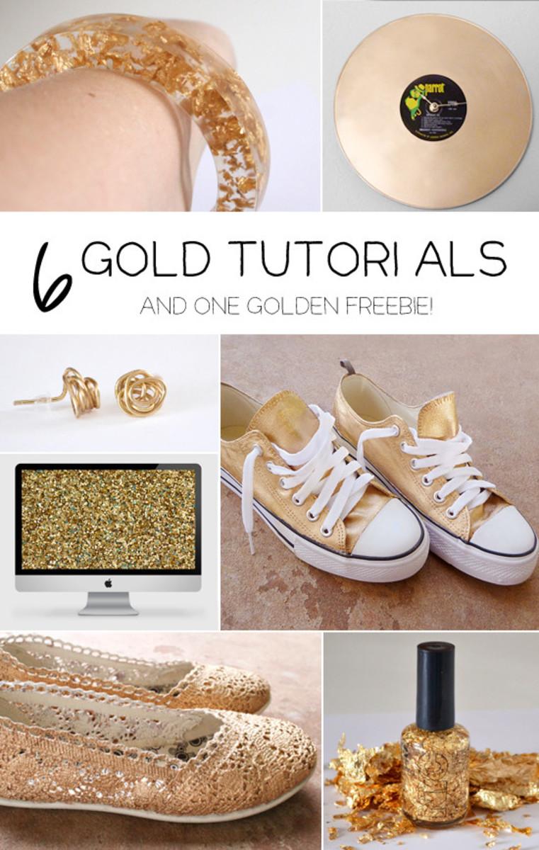 6 gold tutorials