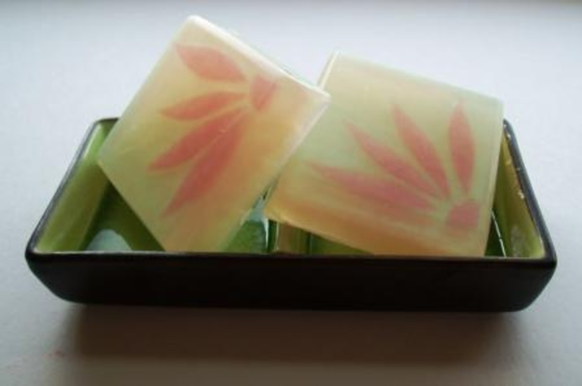 Home-made soaps for everyone