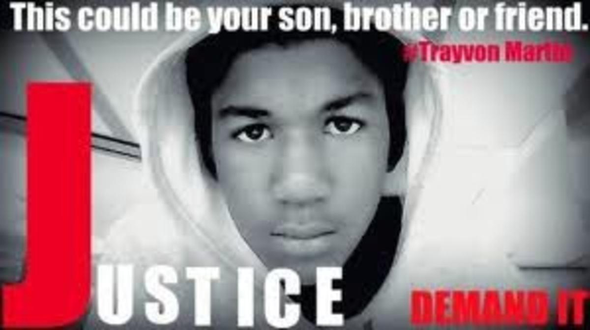 Trayvon Martin:The Outcome