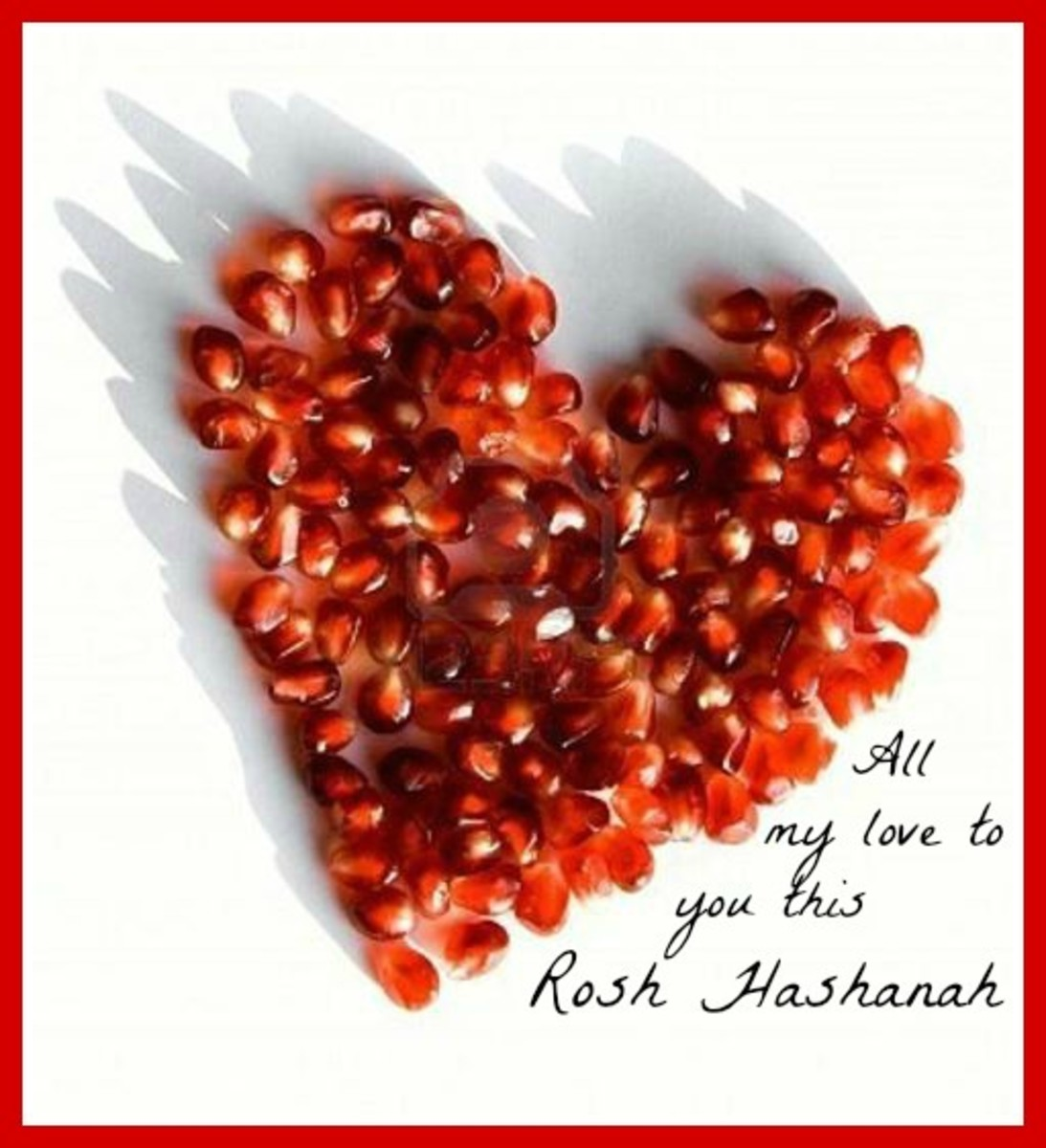 Pomegranate Seeds for the One You Love