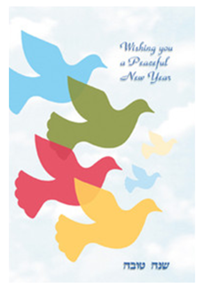 A Peaceful New Year