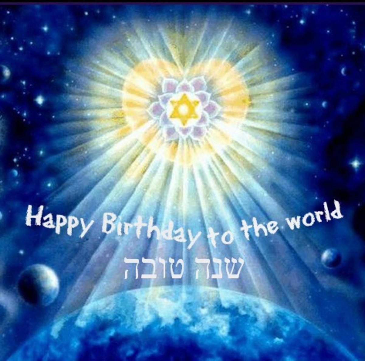 Happy Birthday to the World - Happy New Year
