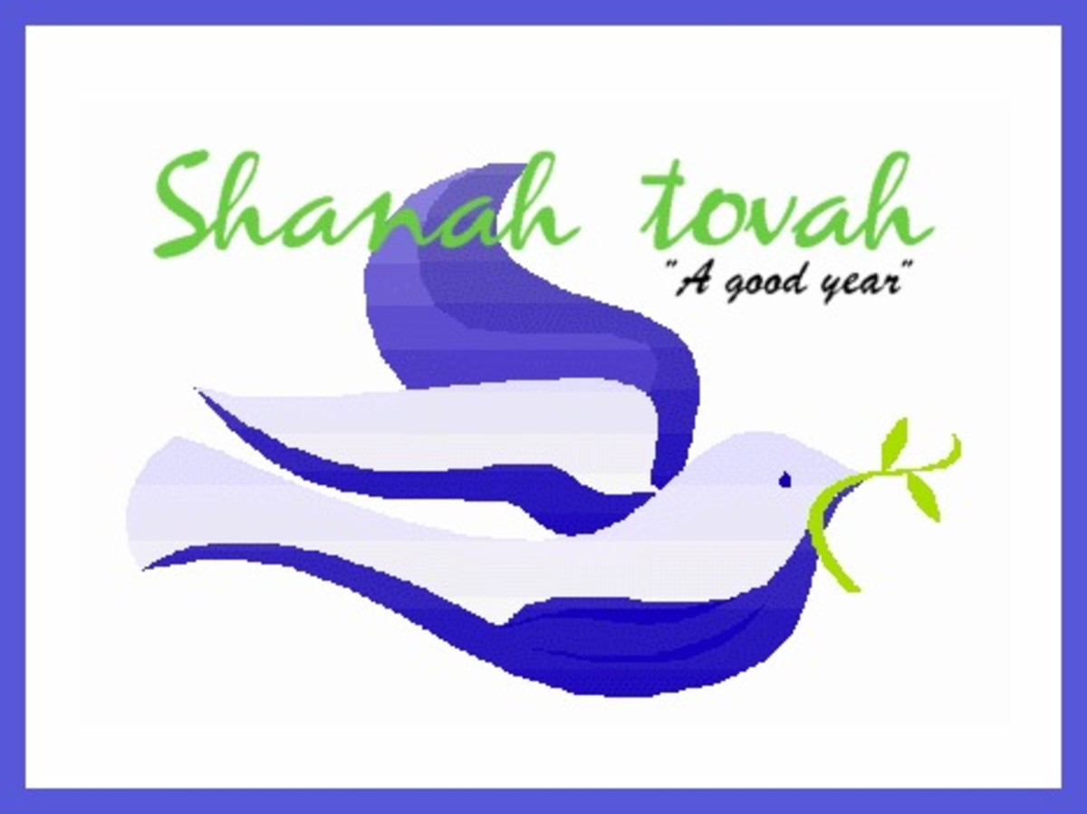 Happy rosh hashanah 100 images of jewish high holy days for this reason doves are often seen on rosh hashanah greeting cards the ancient symbol of the dove carrying the olive branch to noah after the great m4hsunfo