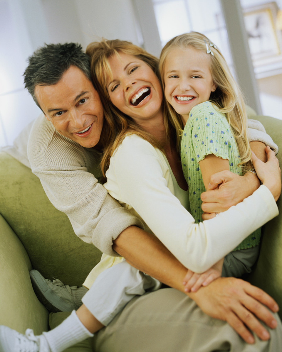 To these parents, their children are AN INTEGRAL part of their lives.They are actively engaged & involved with their children.They want to include the latter in as many facets of their lives as possible. They see their children as wondrous entities.